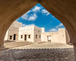 Pevnosť Jalan Bani Bu Hassan, Omán