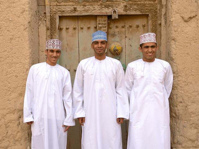 Obyvateľstvo Ománu