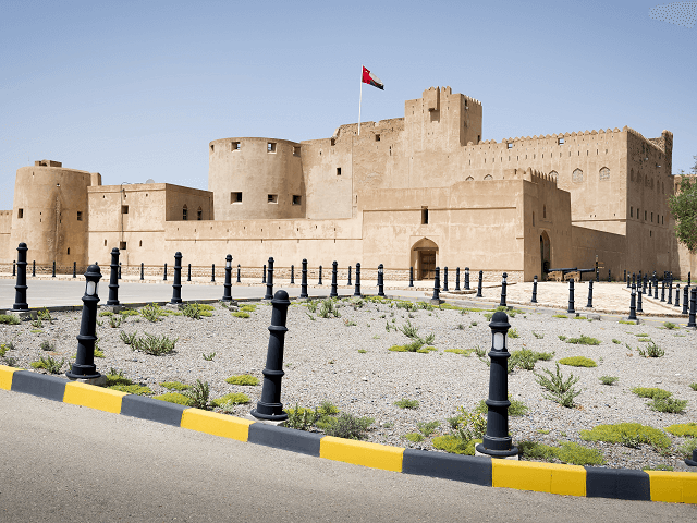Pevnosť Al Jabreen