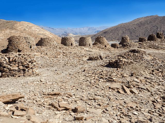 Prehistorické veže hrobiek At Al, Omán