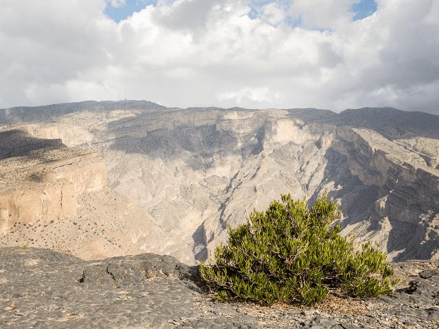 Prírodné podmienky Ománu